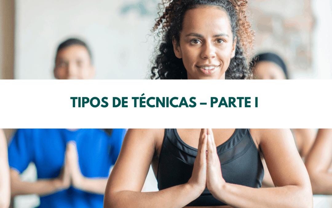 Tipos de Técnicas – parte I